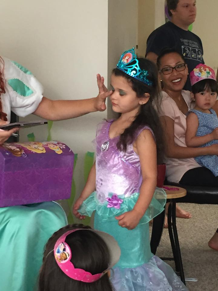 Alysiana's 4th Birthday