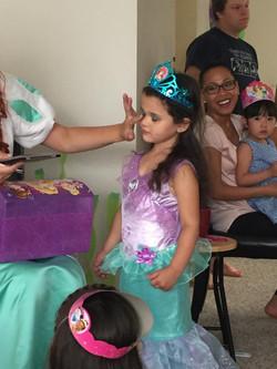 Alysiana's 4th Birthday