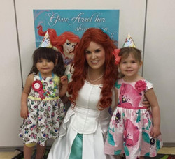 Ariel Visits Catalina