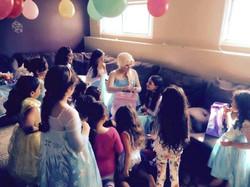Nadine & Nesrine's 8th Birthday