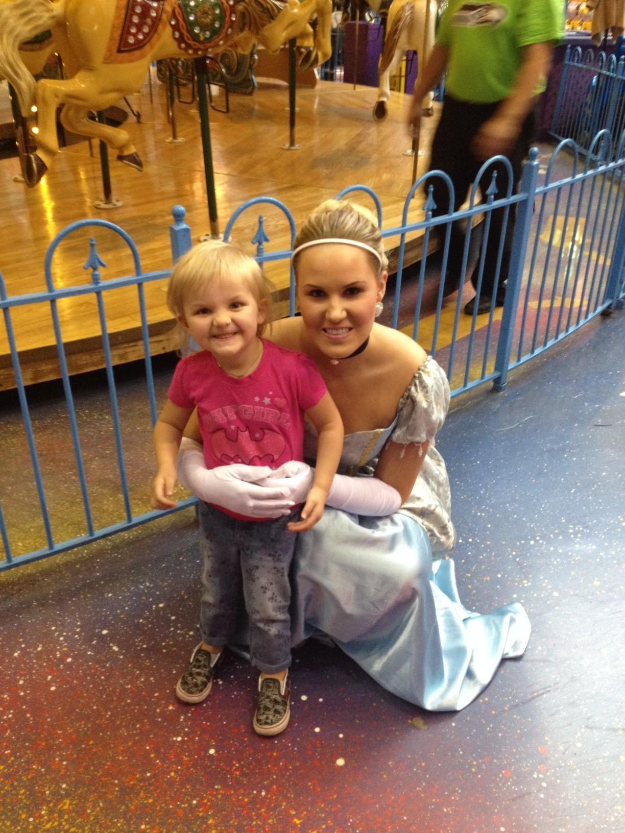 Cinderella's Giveaway Winner