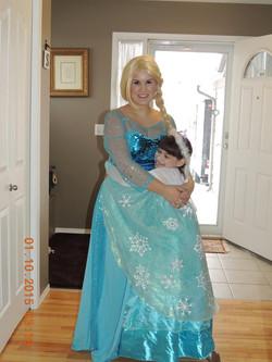 Elsa's Giveaway Winner