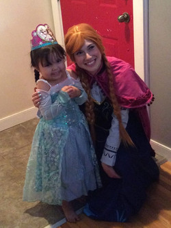 Anna Surprises Zoey