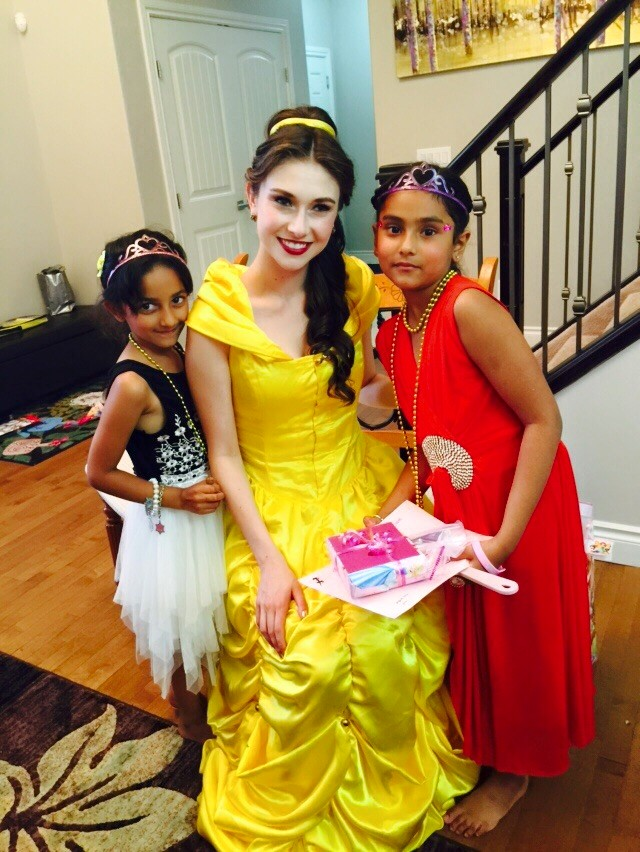 Nimrat's 8th Birthday