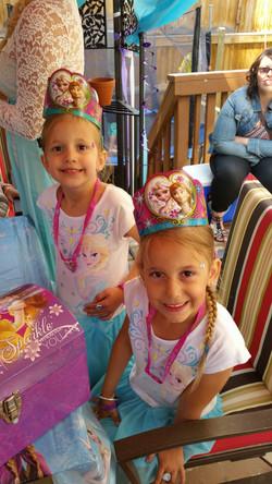 Allie and Josie's 6th Birthday