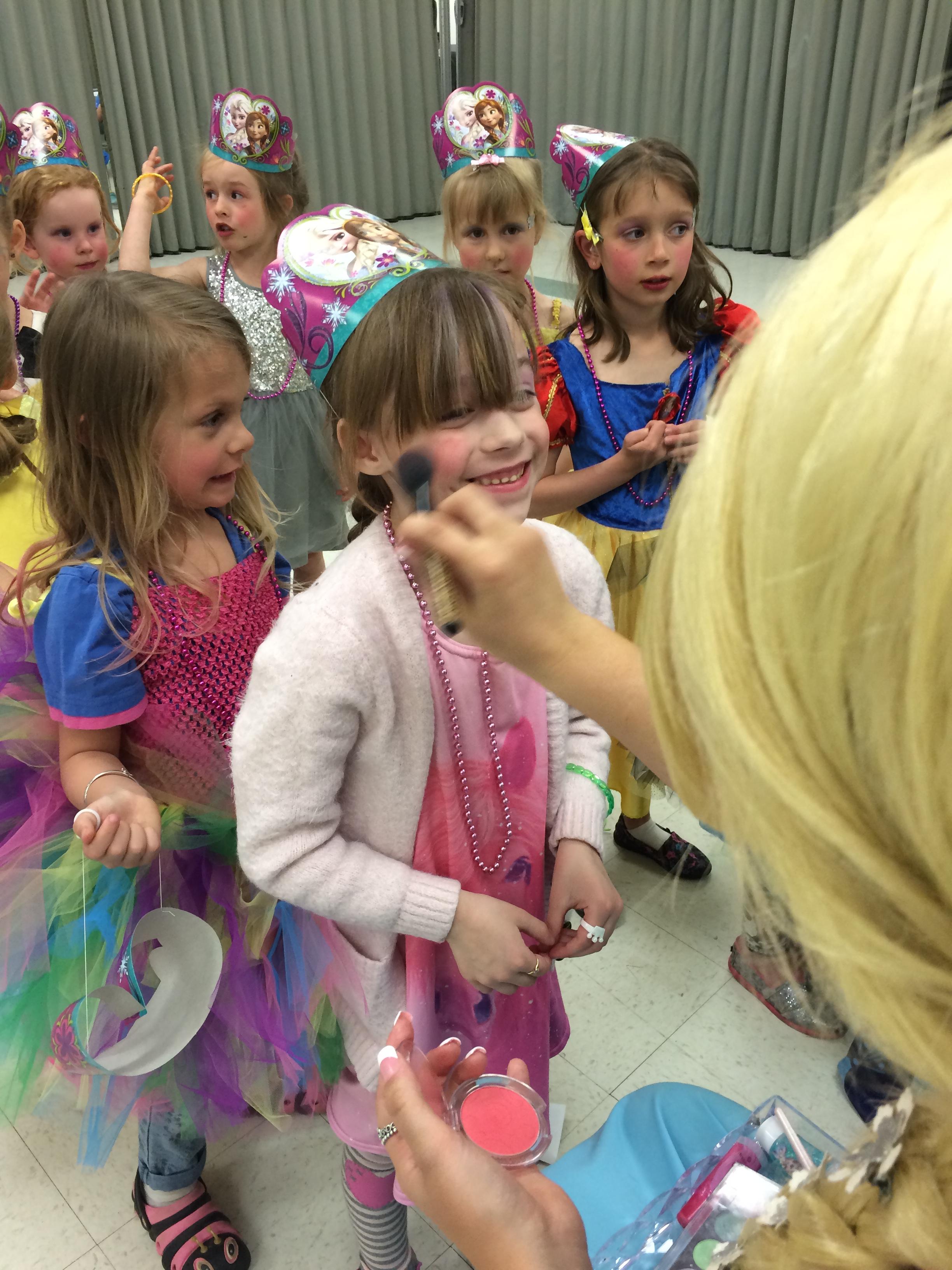 Girl Guides Visit