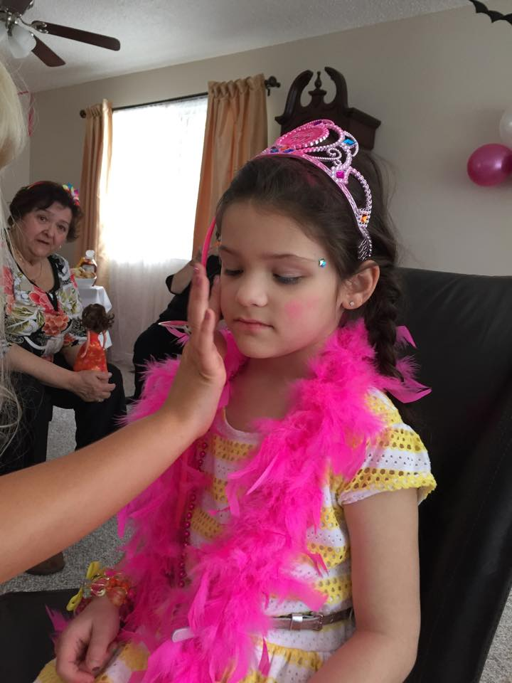 Sophia's 6th Birthday