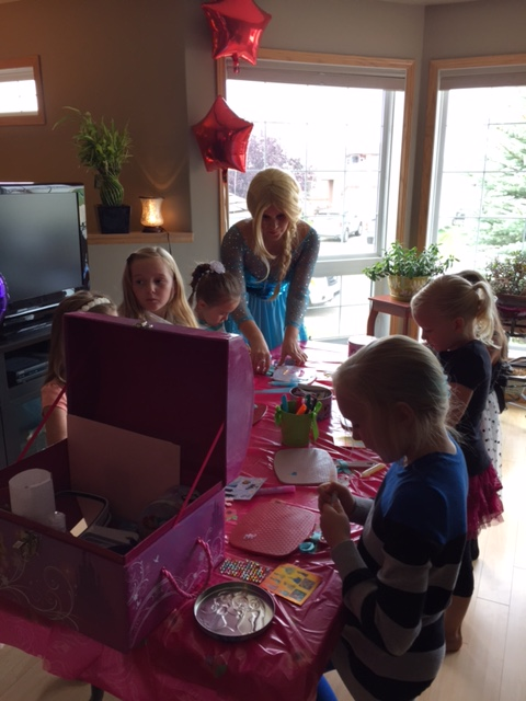 Rylee's 6th Birthday