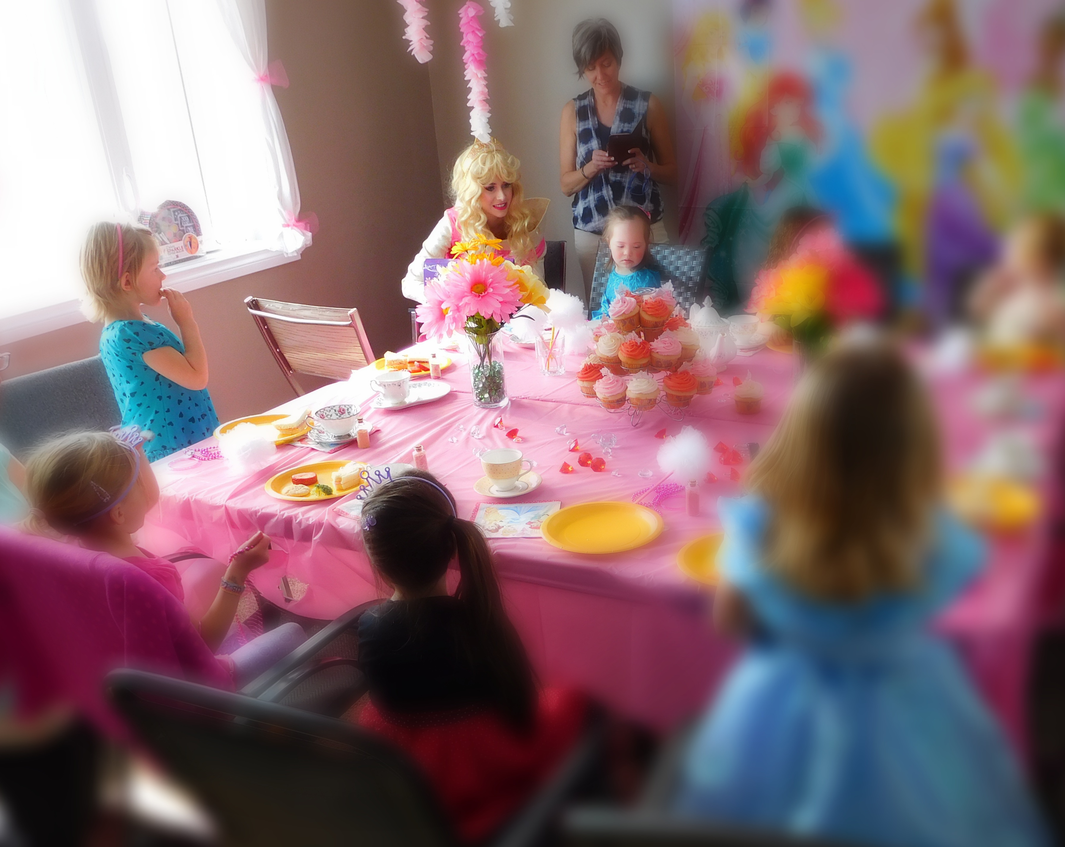 Brianna's 5th Birthday