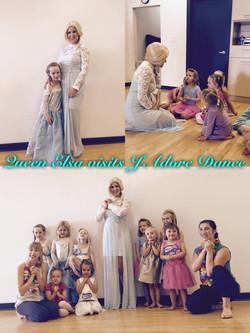 J'Adore Dance Visit