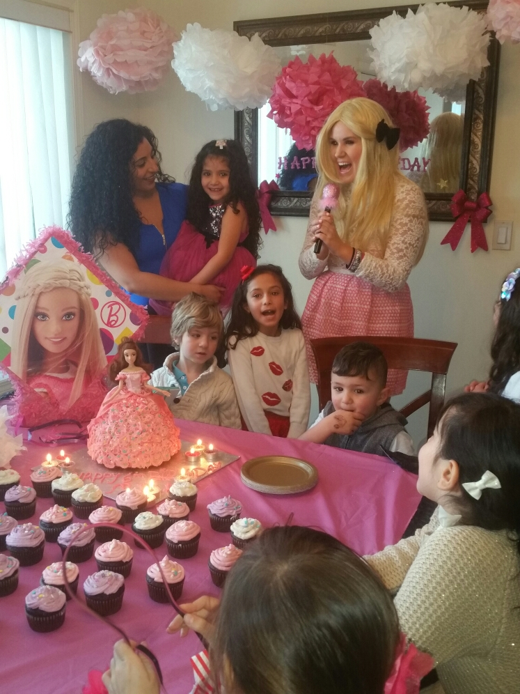 Mia's 6th Birthday