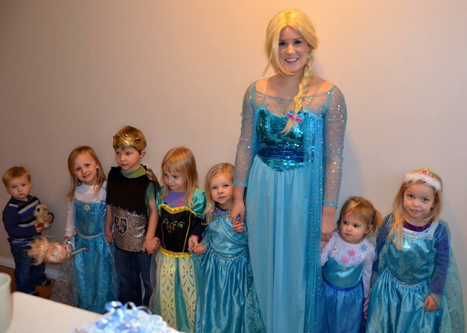 Elsa's Meet and Greet Winner