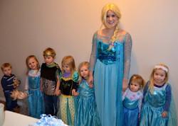 Elsa's Meet and Greet Winner