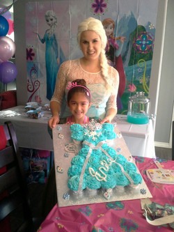 Erika's 8th Birthday