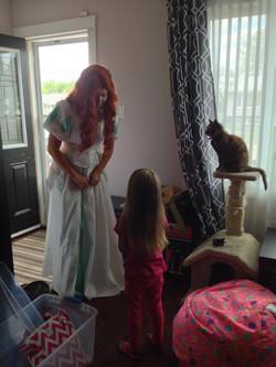 Ariel's Giveaway Winner