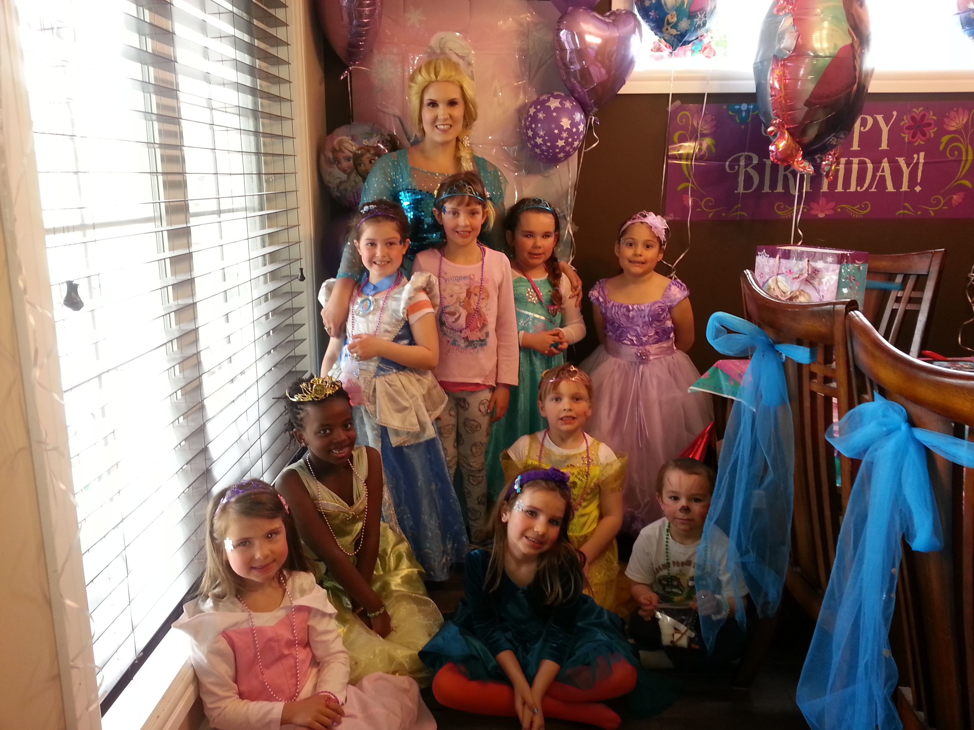 Melena's 7th Birthday