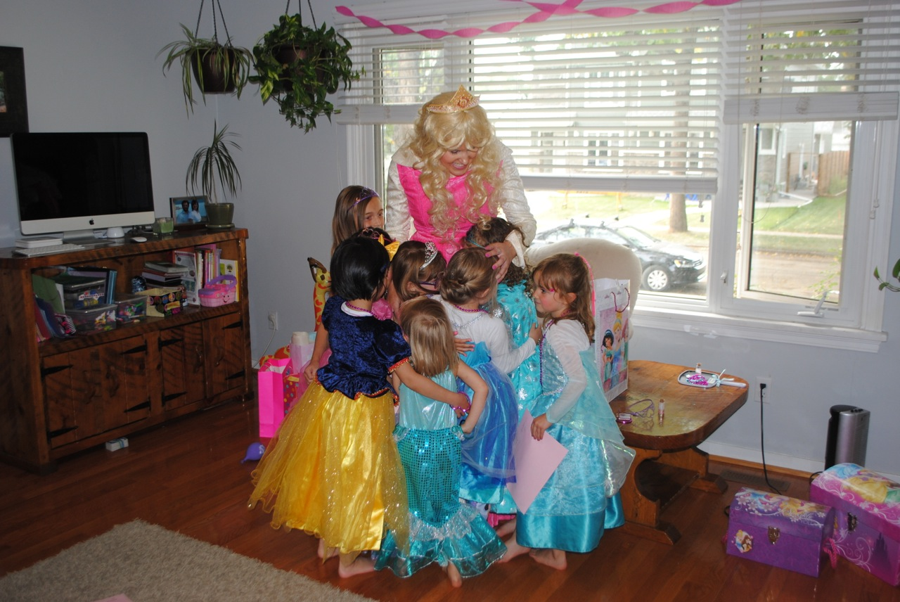 Teagan's 6th Birthday