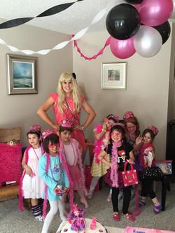 Sophia's 6th Birthday
