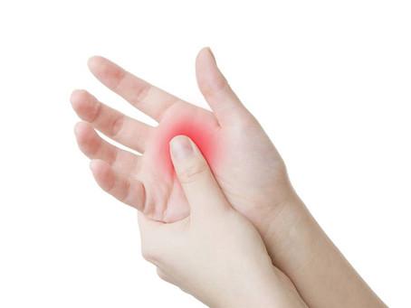Εκτινασσόμενος δάκτυλος (trigger finger)