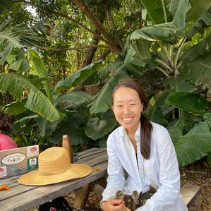 Maggie Min (HH Community Gardening Leader Change Center)