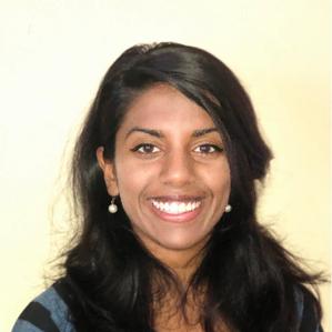 Nidhila Masha (Treasurer and Grants Advisor)