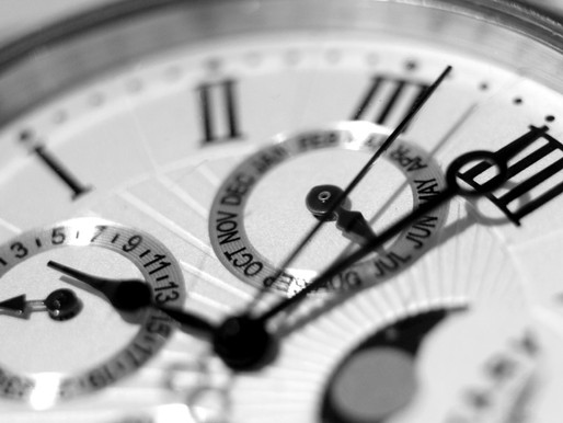Time, Zeitgeber and The Unconscious