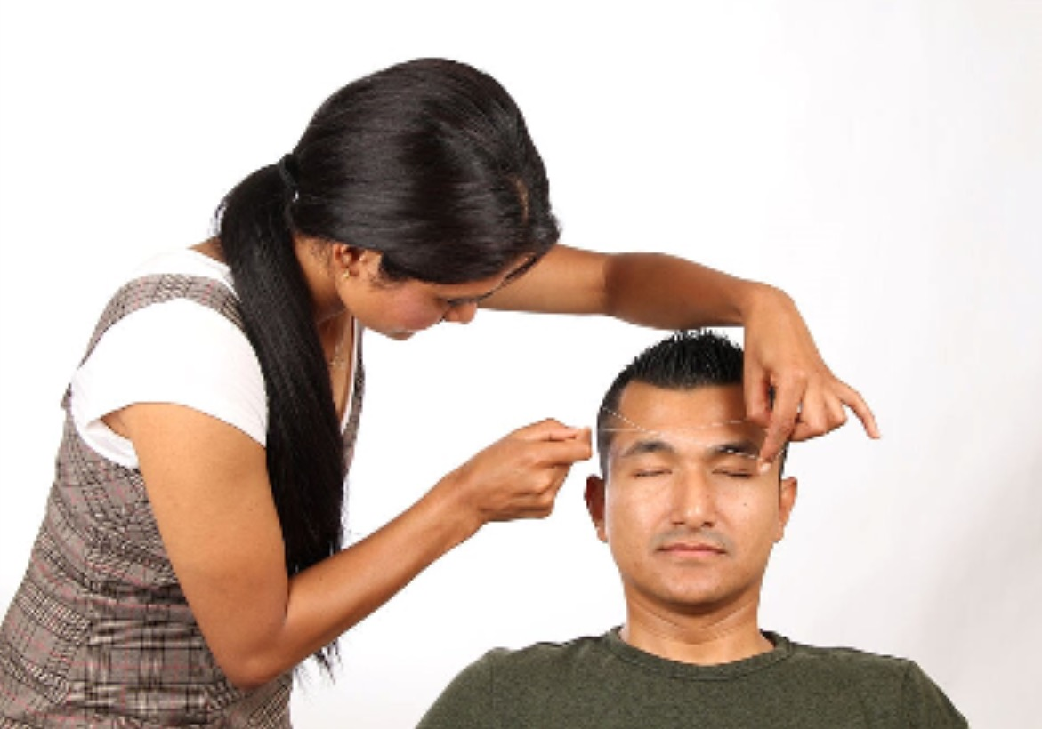 Eyebrow Threading Santa Monica Namitas Threading Salon