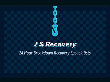 J S Recovery logo