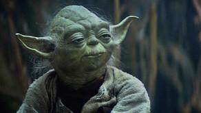 """El maestro Yoda y la """"fuerza"""" de la Zona Verde"""