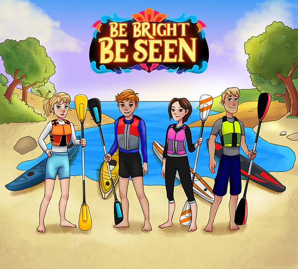 Be Bright Be Seen