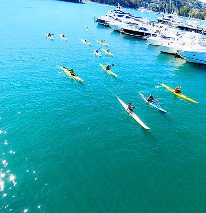 Sydney Harbour Kayaks Social Paddle