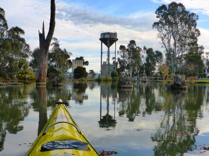 Cohuna Lagoon