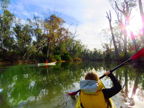 beautiful places to paddle