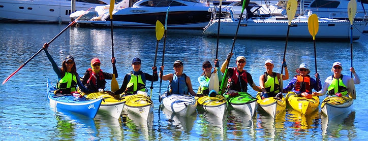 Sydney Harbour Kayaks