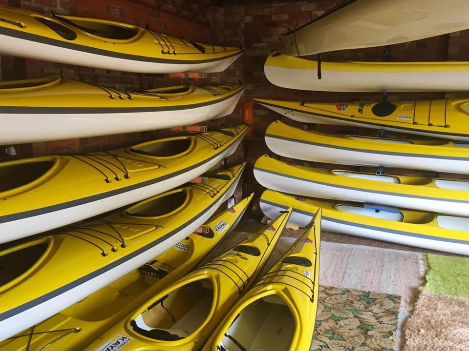 Mirae Sea Kayaks Commercial Grade