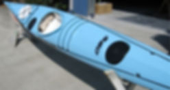 Kayak & surf ski repairs