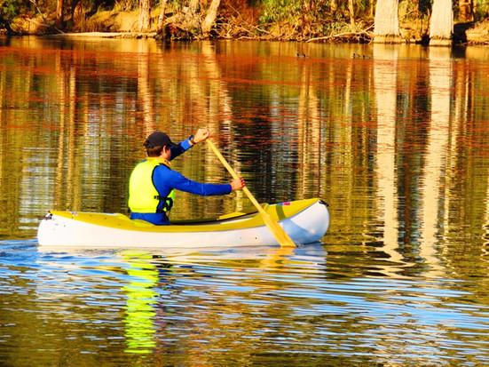 Canoe or kayak