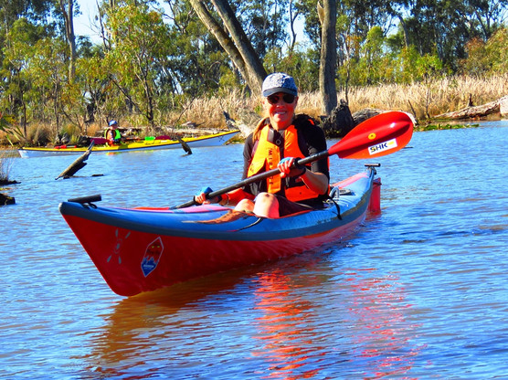 A perfect day out on the Gunbower