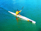 Learn to Paddle Surf-Skis @ Sydney Harbour Kayaks