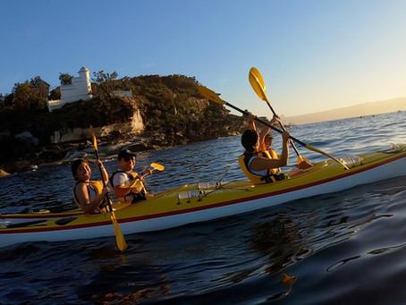 Sunrise Kayaking Tours with Sydney Harbour Kayaks