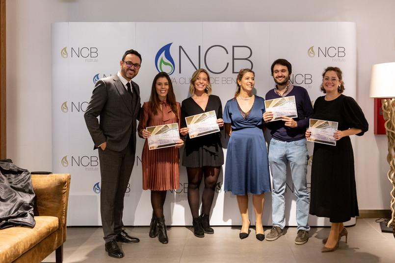 Nomeados para o prémio Inovação e Criatividade