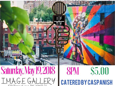 Hilarity at the Gallery! EVENT ALERT