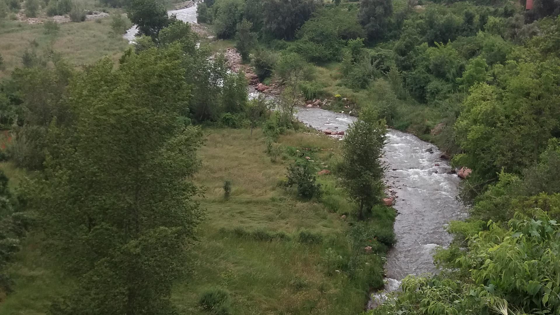 La vallée de l'Ourika