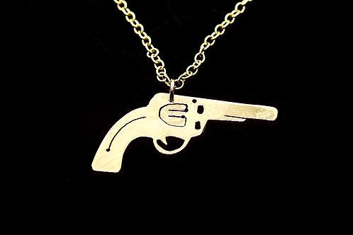 Collier Gun shot