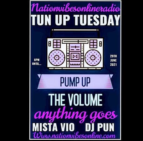 Tun up Tuesday
