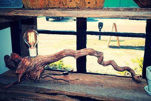 Root System Table Lamp