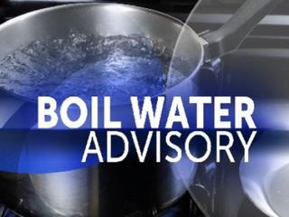 UPDATED: PRECAUTIONARYBOIL WATER ADVISORY