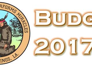 2017 Operating Budget