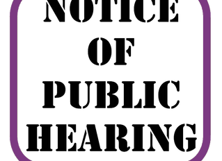Public Hearing- Feb. 12- Historic