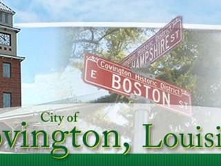 Letter from Covington Mayor Cooper